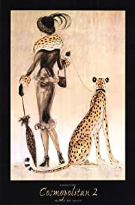 Cosmopolitan 2 - Poster by Karen Dupre (26 x 39.5) by New York Graphics Society