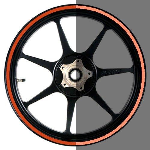 19 Inch Motorcycle Wheel - 8