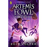 Artemis Fowl and The Time Paradox (Book 6)