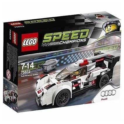 LEGO Coche Audi R e tron quattro