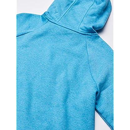 Under Armour Women's Rival Fleece Logo Hoodie Warm-up Top 3