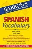 Spanish Vocabulary (Barron's Foreign Language Guides)