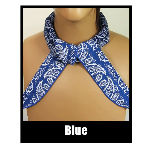 JellyBeadz Cold Therapy Cooling Neck Wrap Bandana / Cool Bod