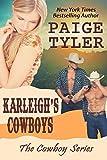 Karleigh's Cowboys (The Cowboy Series) (The Cowboys Series Book 1)
