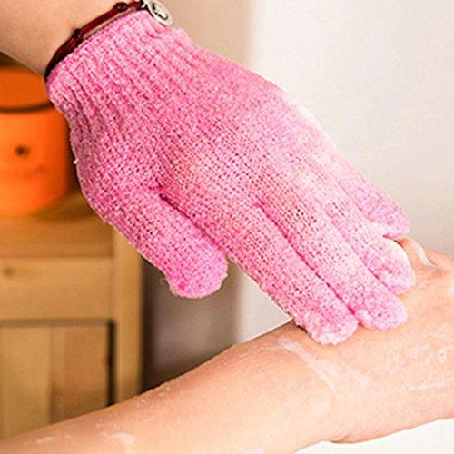 En Résistance Spa Exfoliant 5 Loofah Bain Douche Wash De Scrubber Du Taottao Gants Mousse Massage Nettoyage Corps nbsp;pcs Skid Skin vRgBWq