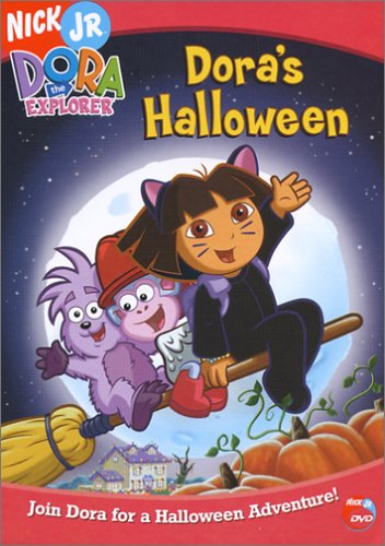 Dora the Explorer - Dora's (Halloween Ca)