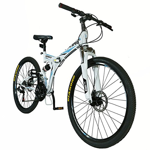 Womens 21 Speed Mountain Bike - 3