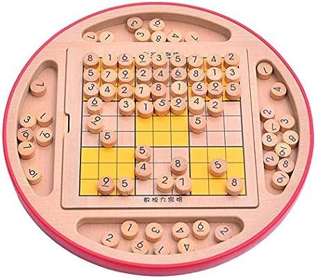 Ouqian Damas Chinas Multifunción Juego de ajedrez - Damas Chinas Familia Juegos de Mesa for niños y