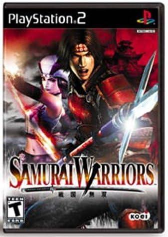 Amazon.com: Samurai Warriors - PlayStation 2: Unknown: Video ...