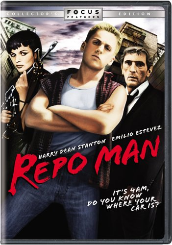 DVD : Repo Man (Special Edition, Widescreen)