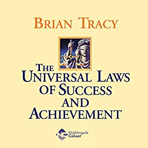 The Universal Laws of Success and Achievement Audiobook