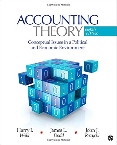 Accounting Theory: Conceptual Issues in a Factious and Economic Environment
