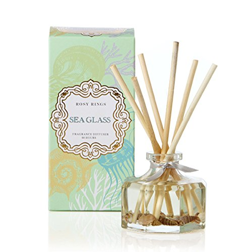 Rosy Rings Fragrance Diffuser (Sea Glass) by Rosy Rings