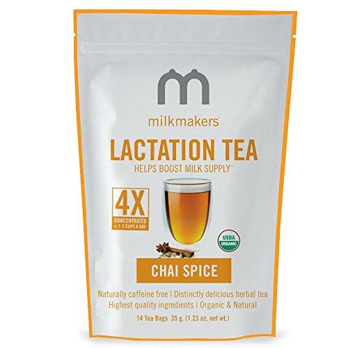 Milkmakers Lactation 1 23 Ounce Chai