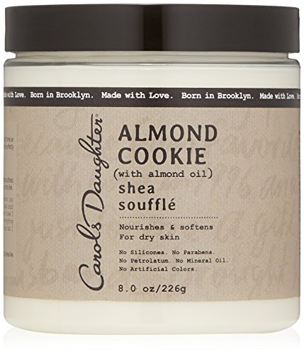Carol's Daughter Almond Cookie Shea Soufflé, 8 oz (Carols Daughter Cosmetics)