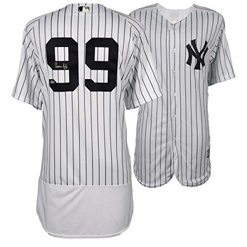 Aaron Judge Signed New York Yankees Authentic Jersey