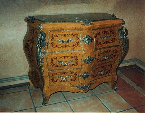 Barock Rokoko Kommode Historismus Antik Stil MoAl0023