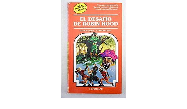 El desafío de Robin Hood: Ellen Kushner: Amazon.com: Books