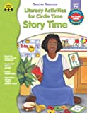 Literacy Activities Story Time, Karen Devries, 1570294801