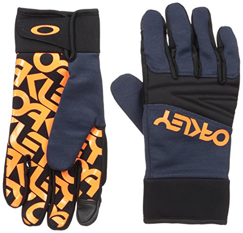Oakley Factory Park Gloves, FATHOM, - Fathom Oakley