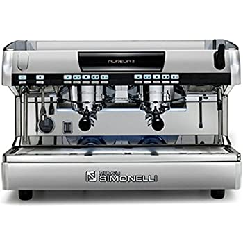 Nuova Simonelli Aurelia Ii Volumetric 2 Group Espresso Machine Maureiivol02Nd0001