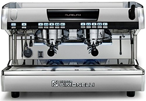 Machine à expresso Nuova Simonelli Aurelia Ii Volumetric Group