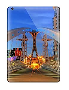 Anti-scratch And Shatterproof Photography R Phone Case For Ipad Air/ High Quality Tpu Case