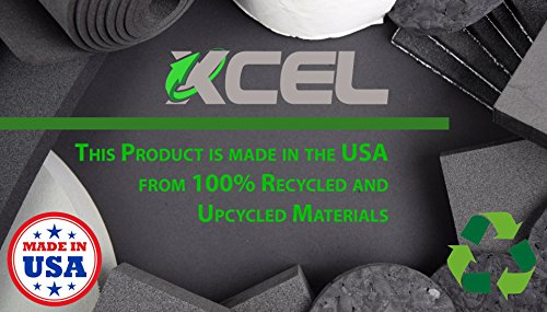 Xcel Kneeling Pad - Large Cushioned Multi-Functional Kneeler for Gardening, Repair Work and Exercise, 2 Pack by Xcel (Image #8)