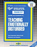 Teaching Emotionally Disturbed, Rudman, Jack, 0837384532