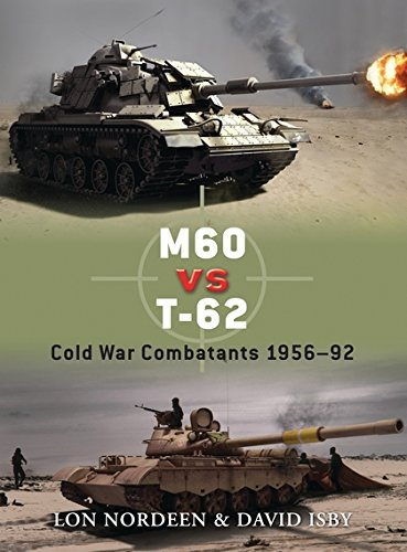 M60 vs T-62: Cold War Combatants 1956–92 (Duel)