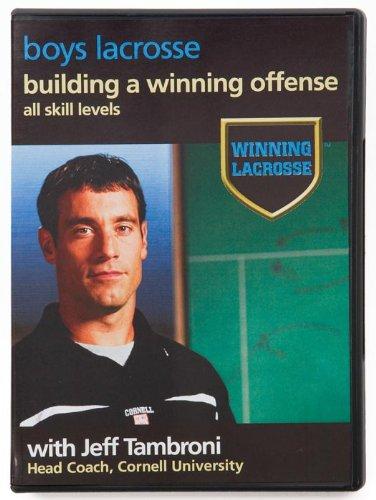 Brine Jeff Tambroni-Winning Lacrosse DVD Advanced by Brine