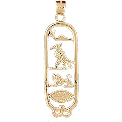 filigree pendants queen gold necklace nefertiti egyptian pendant
