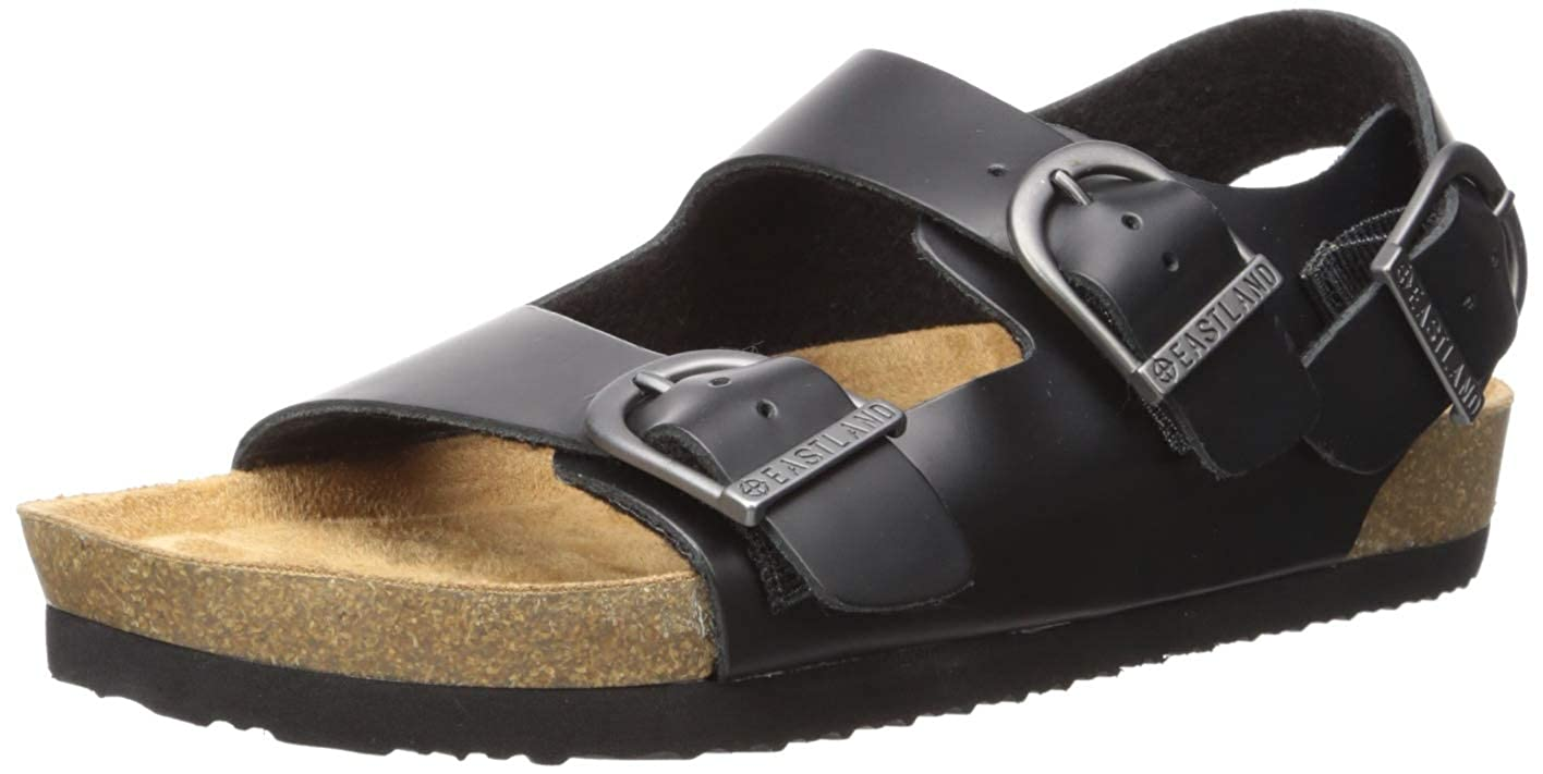 Black Eastland Womens Charlestown Sandal