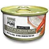 Canidae Grain Free Pure Trout Can Cat Food 12pk