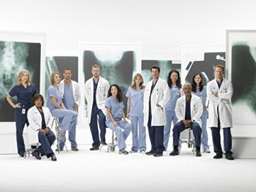 - Greys Anatomy 18X24 Poster New! Rare! #BHG339092