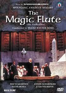 Mozart - Die Zauberflote / Hartelius, Beczala, Salminen, Mosuc, Schaginger, Neumann, Keller, Vogel, Will, Welser-Most, Zurich Opera