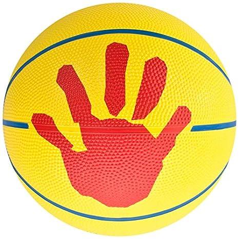 MOLTEN Niños SB4 de DBB Baloncesto, Amarillo, 4: Amazon.es ...