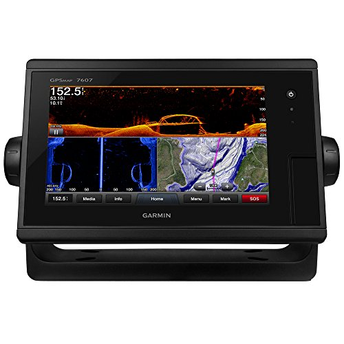 Garmin GPSMAP 7607, 7″ Mfd, US Maps, No Sonar