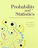 img - for Probability and Statistics (Asia Adaptation): For Engineering and the Computing Sciences book / textbook / text book