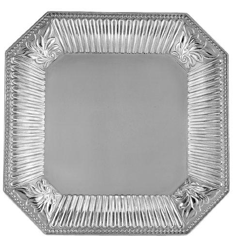 Lenox Butler's Pantry Alternative Metal Square Platter (Lenox Platter Square)