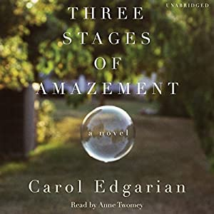 Three Stages of Amazement Audiobook