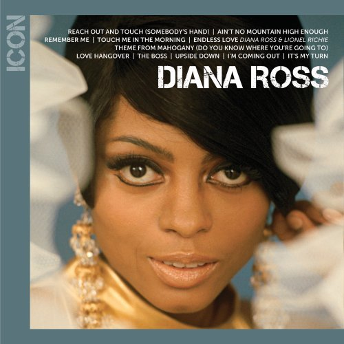 CD : Diana Ross - Icon