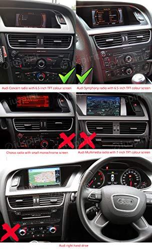 GPS USB SD Bluetooth Touchscreen Mirrolink navigator