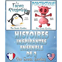 Histoires inspirantes, ensenble de 2 (French Edition)