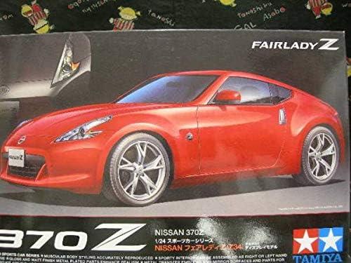 タミヤ1/24 S315 ニッサンフェアレディZ 370Z (Z34)