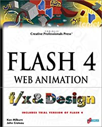Flash 4 Web Animation f/x and Design