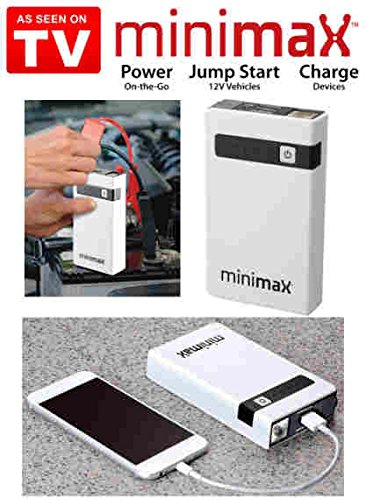 MiniMax Portable Power Pack Official As Seen on TV