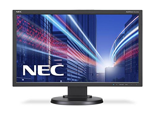 "NEC E E233WM-BK 23"" Screen LED-Lit Monitor"