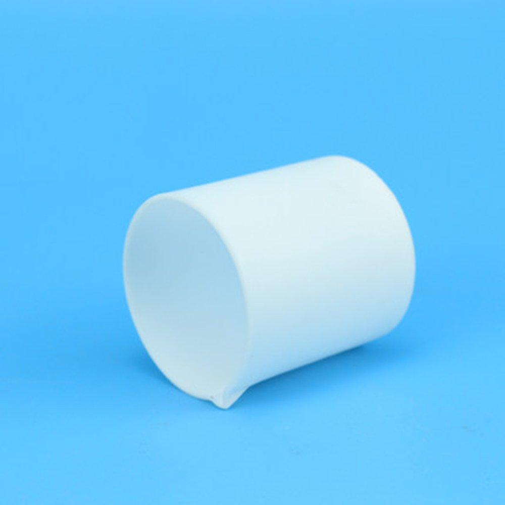 ZGUO Teflon Beaker PTFE Cylinder F4 Teflon 30 Container (200ml)