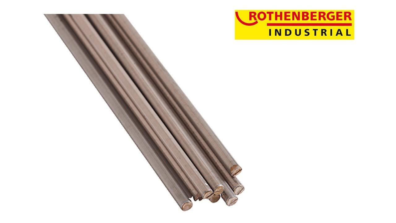 5 St/äbe  /Ø2//330mm Rothenberger Industrial ROLOT 610 Silberlot 6/%